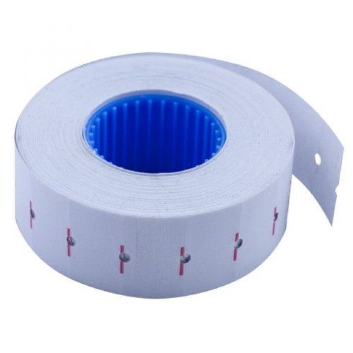 Этикет-лента Buromax 22 х 12 мм 1000 этикеток прямоугольная белый 10 шт (BM.281101-12)