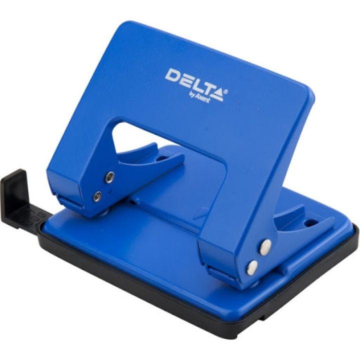 Дырокол Delta синий 20 листов (3520-02)
