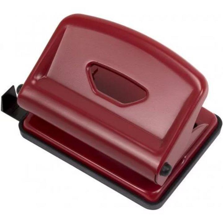 Дырокол металлический Scholz красный 16 листов (4317 red)