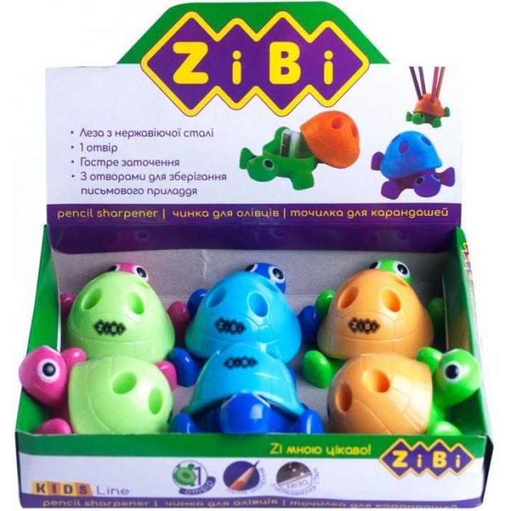 Набор точилок-подставок ZiBi Kids Line Черепашка (ZB.5535)