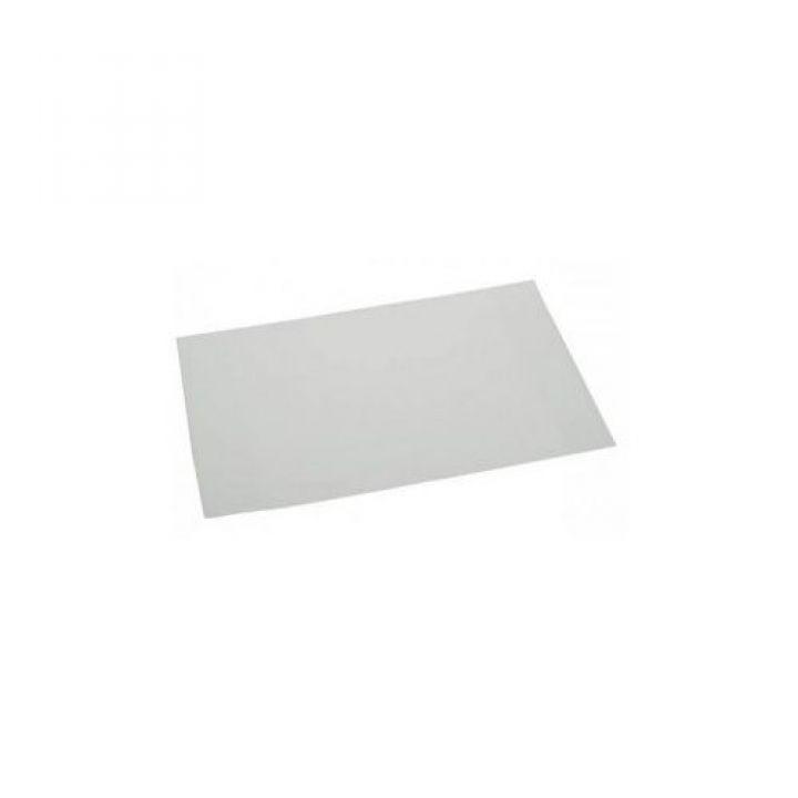 Обкладинка для зошитів і підручників ZiBi А4 300 х 525 мм 75 мкм прозорий 1 шт (ZB.4712-99)