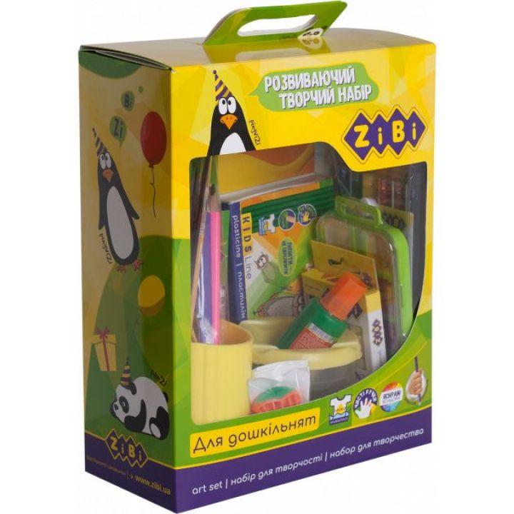 Розвиваючий набір ZiBi для творчества детей 3-6 лет (ZB.9954)