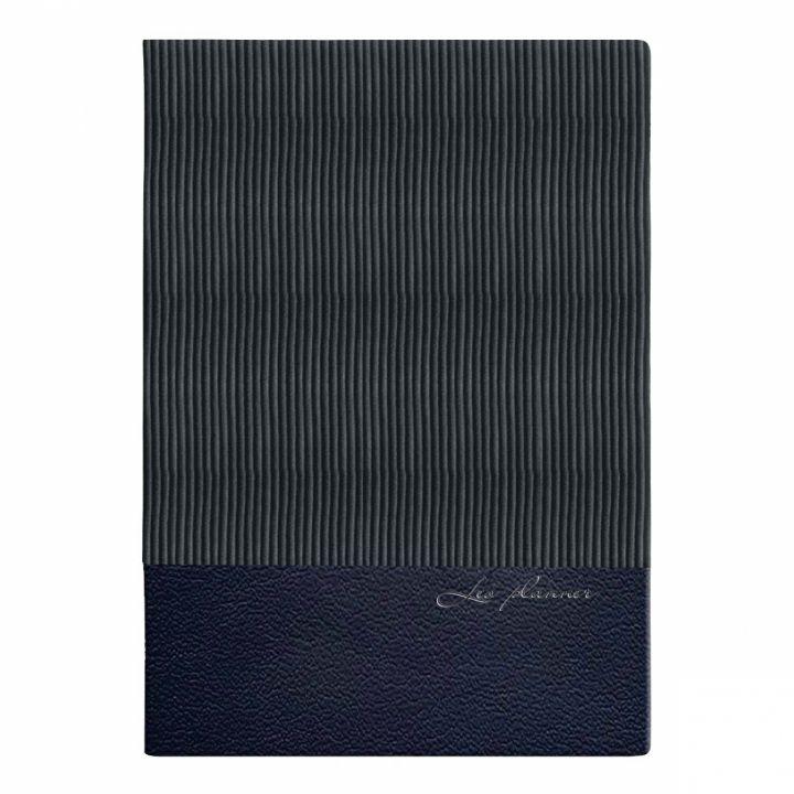 Щоденник недатований Leo Planner Velvet А5 352 листов синій (252164)