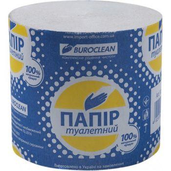 Туалетний папір одношаровий без гільзи