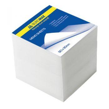 Блок бумаги для заметок 90х90 несклеенный