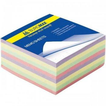 Блок бумаги для заметок Декор 80 х 80 склеенный