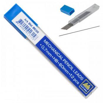 Набор грифелей к механическому карандашу НВ