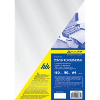 Обложка для брошюрования бесцветная пластик А4