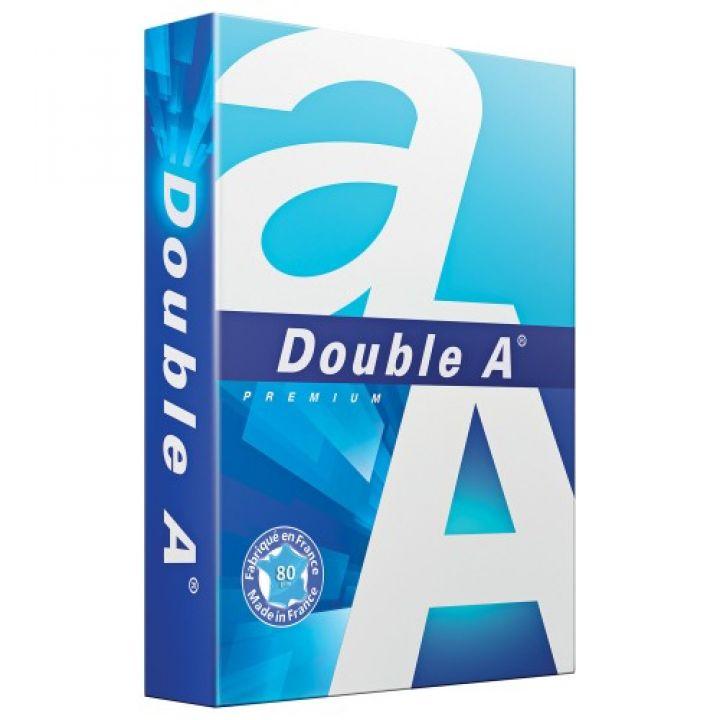 Бумага офисная Double A А4 80 г/м2 500 листов (DA00001)