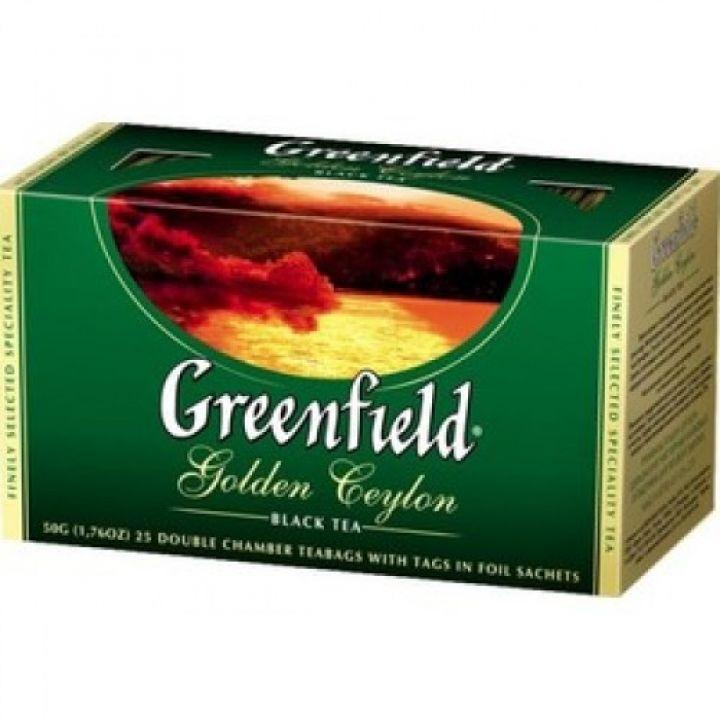 Чай чорний Greenfield (99999979)