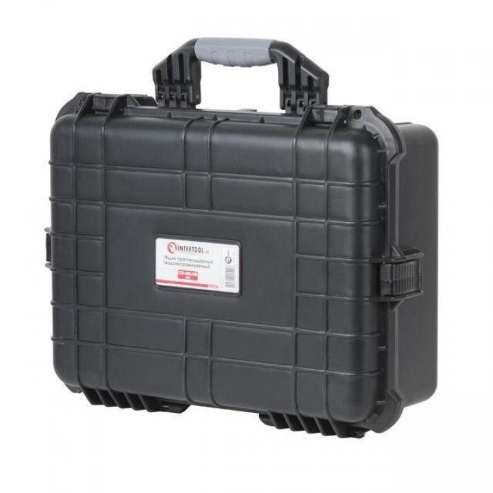 Ящик протиударний водонепроникний, 510 * 400 * 188 мм INTERTOOL (BX-0154)