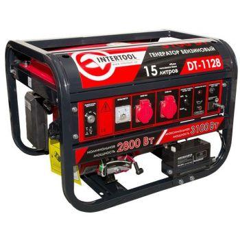 Генератор бензиновый макс мощн 3.1 кВт., ном. 2.8 кВт., 6.5 л.с., 4-х тактный, электрический и ручной пуск 51.7 кг
