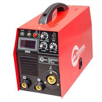 Сварочный полуавтомат инверторного типа комбинированный 7,1кВт., 30-250А., проволока 0.6-1.2мм., электрод 1.6-5.0мм.