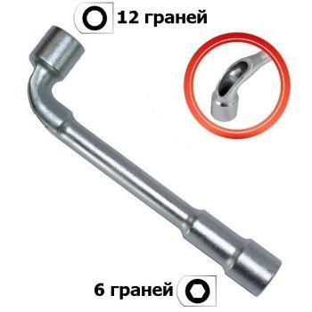 Ключ торцевий з отвором L-подібний 12мм