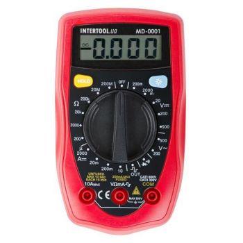 Мультиметр цифровий CAT II-300В / CAT I-600В