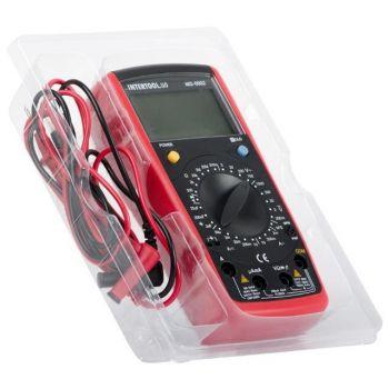 Мультиметр цифровий CAT III-600В / CAT II-1000В