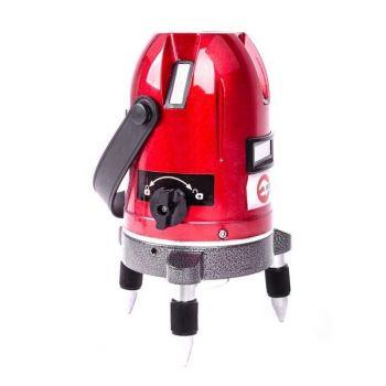 Уровень лазерный Проф. 5 лазерных головок,звуковая индикация
