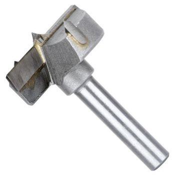 Фреза Форстнера D-35 мм, d-8 мм для дверных петель.