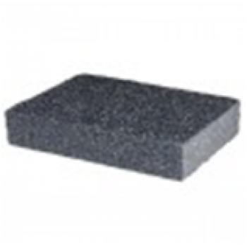 Губка для шлифования 100*70*25 мм, оксид алюминия К60