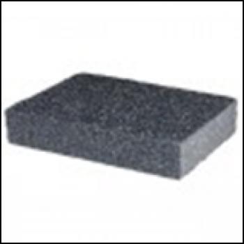 Губка для шлифования 100*70*25 мм, оксид алюминия К180