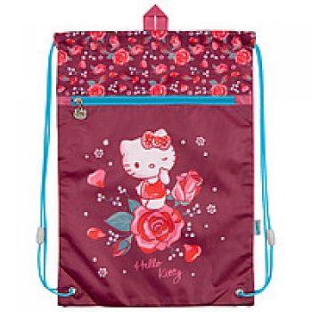 Сумка для обуви с карманом Hello Kitty