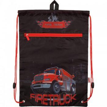 Сумка для обуви с карманом Firetruck
