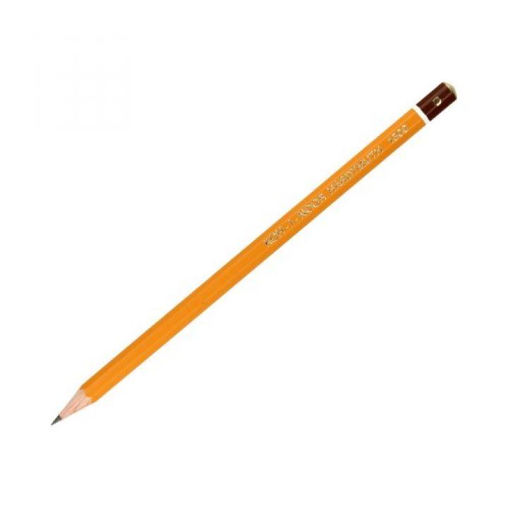 Олівець графітний B KIN1500 KOH-I-NOOR (1500-B)