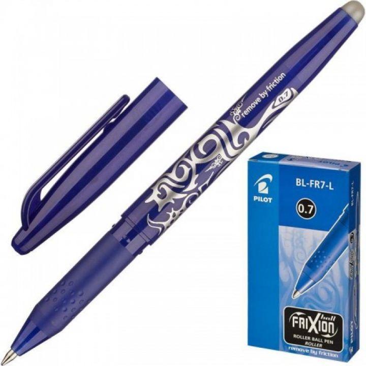 Ручка гелева Pilot Frixion Ball синя (BL-FR7-L)