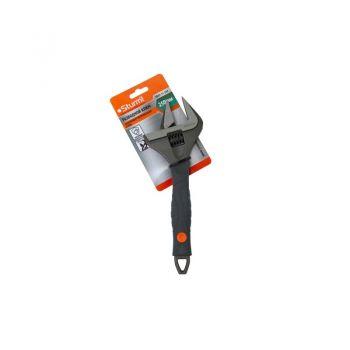 1045-11-250 Разводной ключ увеличенный захват, узкие губки 250 мм,
