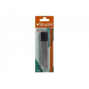 1076-S2-18 Лезвия для ножей сегмент. 18 мм 10 шт