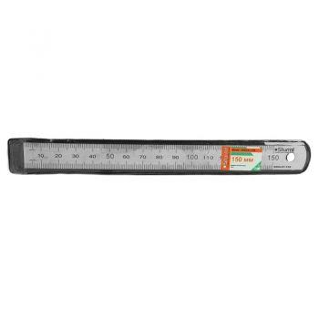 2040-01-150 Линейка металлическая, 150 мм