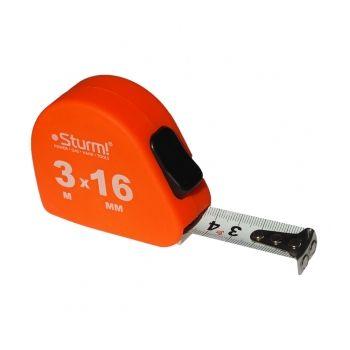 3100201 Рулетка 3м x 16мм Soft Touch