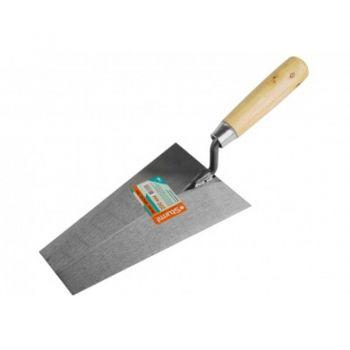 8052-01-200 Кельма каменщика 200 мм, дерев.ручка