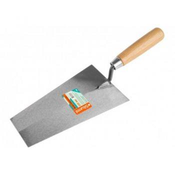 8052-01-220 Кельма каменщика 220мм, дерев.ручка