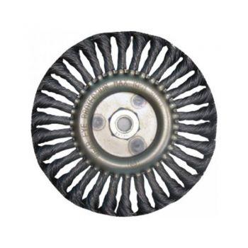 9017-11-125 Корщетка 125/20 мм радиал.
