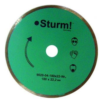9020-04-115x22-WC Алмазный диск непрерыв. d=115 мм, 20-22%