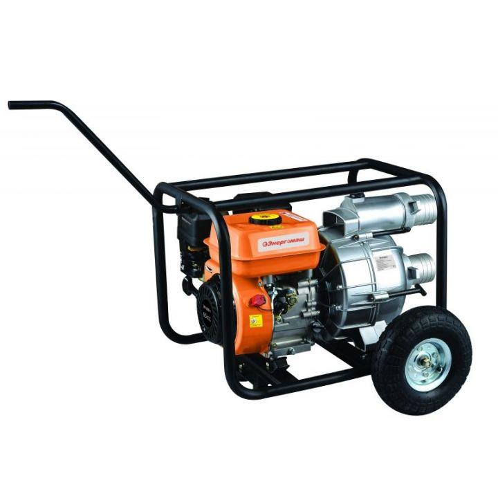 Мотопомпа для брудної води пр-ть 750 л / хв, напір 25м, 3 дюйма (76 мм) Енергомаш (БП-8750ГВ)