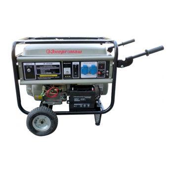 Генератор бензиновый 5500 Вт