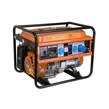 PG8755 Генератор бензиновый 5500 Вт