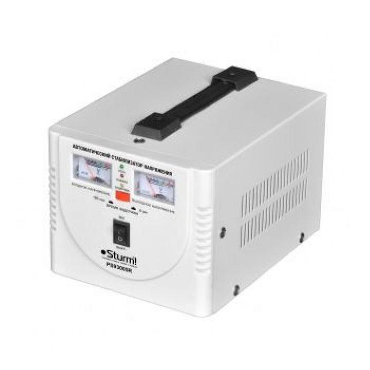 Стабілізатор напруги релейний 500 ВA STURM (PS930051R)