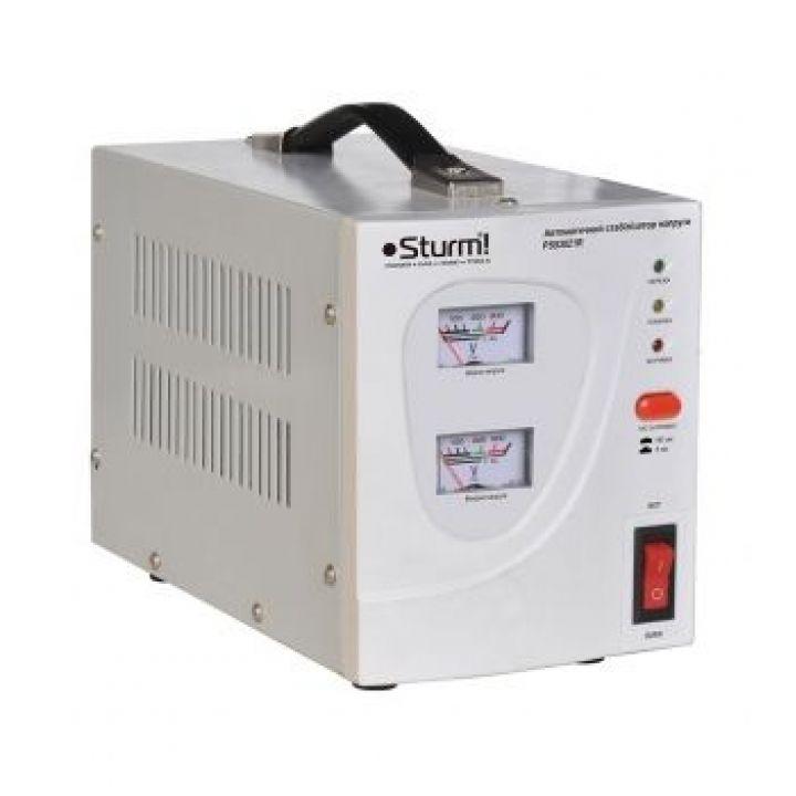 Стабілізатор напруги релейний 2000 ВA STURM (PS93021R)