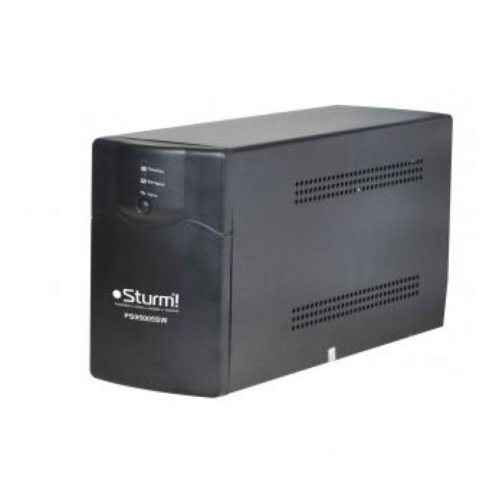 Джерело безперебійного живлення 500 ВA STURM (PS95005SW)