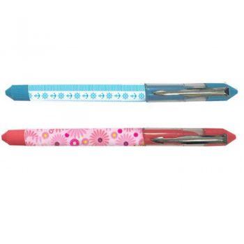 Ручка пір'яна з закритим пером