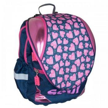Школьный рюкзак SOUL каркасный